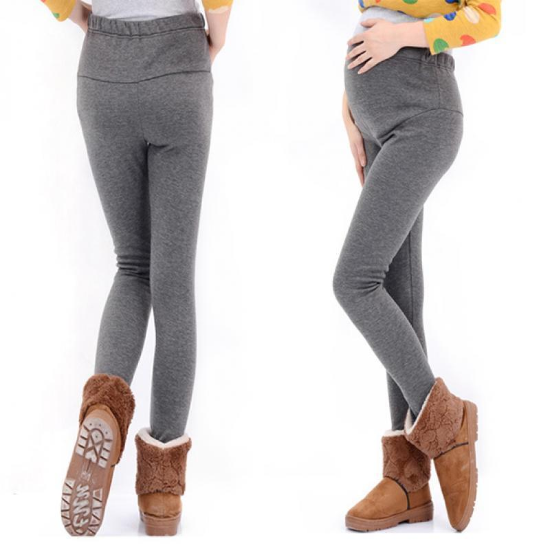 Buy Pregnant Women Fleece Lined Leggings Pants Maternity Warm Winter Stretch Trousers (Black) and other Leggings at distrib-ah3euse9.tk Our wide selection is elegible for free shipping and free returns/5(5).