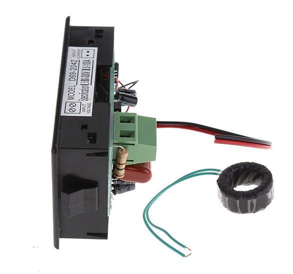 Pg Amp E Meter Number How Can I Know : Ac digital ammeter voltmeter lcd panel amp volt meter a
