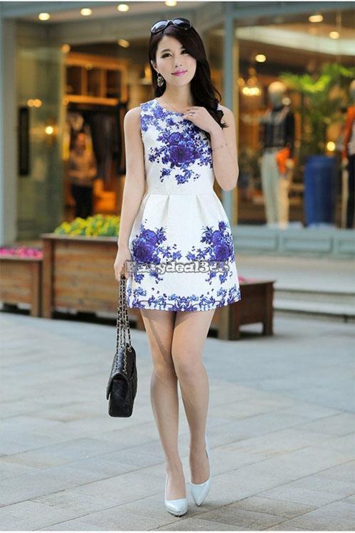 New Light Fashion Kleid Material