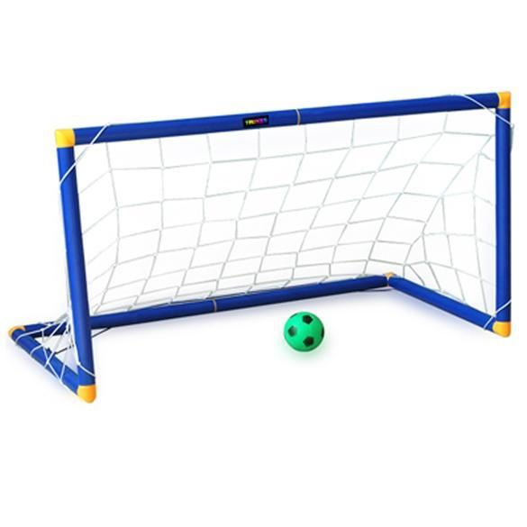 Best Soccer Nets For Backyard :  Mini Football Soccer Goal Post Net Set Indoor Outdoor Toys WST  eBay