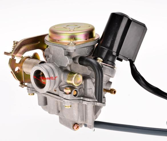 aluminum carburetor carb for 50cc 70cc 90cc 110cc 125cc ... tao tao 90cc atv engine diagram panterra 90cc atv wiring diagram