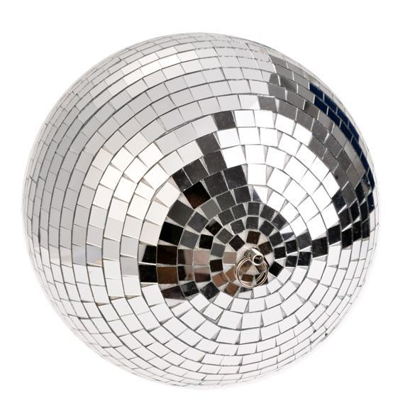 12 Mirror Disco Ball Dj Stage Party Motor Led Light Kit