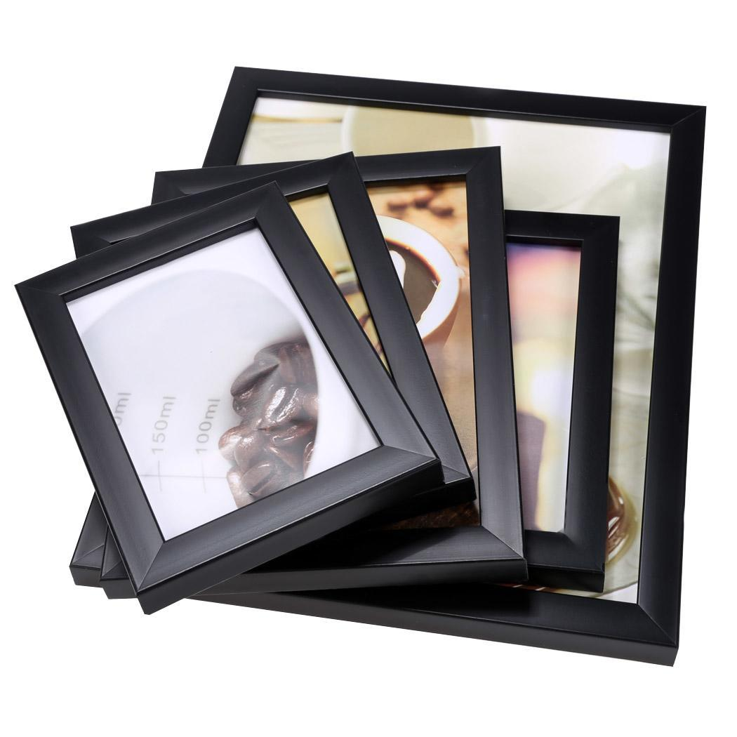 20 photo picture collage wall frame display modern home for Modern collage frame