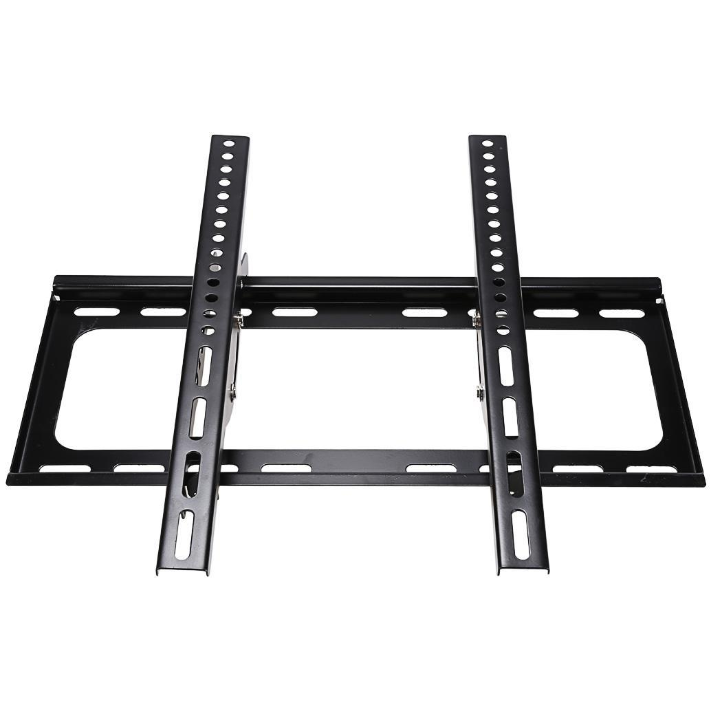 tv wall mount swivel bracket 15 tilt 26 32 42 46 50 55 inch led lcd flat screen ebay. Black Bedroom Furniture Sets. Home Design Ideas