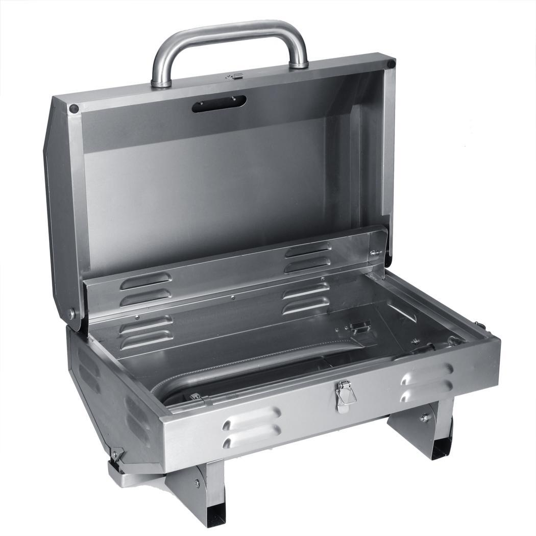 New high quality stainless steel tailgate tabletop camping