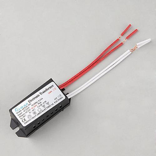 220v 12v halog ne lampe led transformateur electronique - Transformateur 220v 12v pour lampe halogene ...