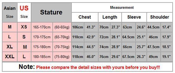 Compra camisa slim fit yucheer para hombre rosado online for Slim fit shirt size chart