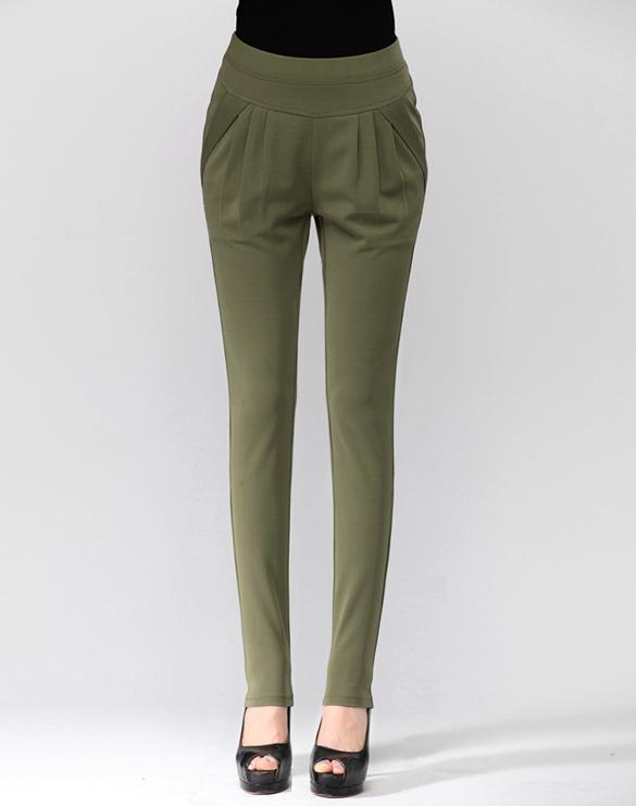 Innovative Pants Black Classic Sarouels Clothes Women Harem Pants
