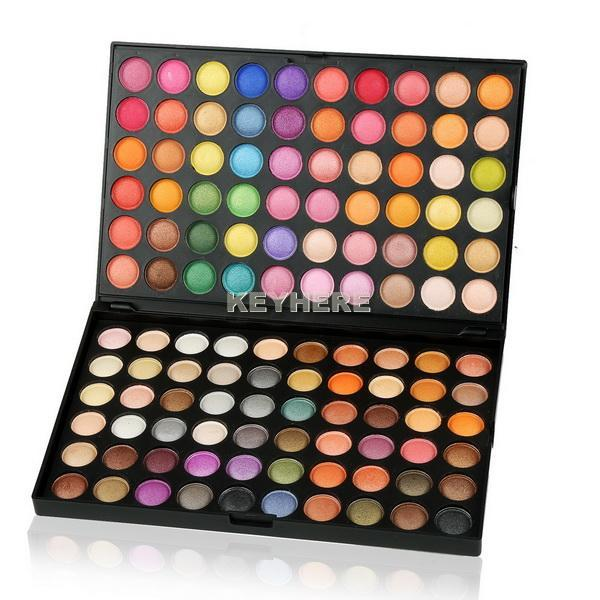 Wedding Eye Makeup Palette : Pro 120 Colors Eye Shadow Makeup Cosmetic Shimmer Matte ...