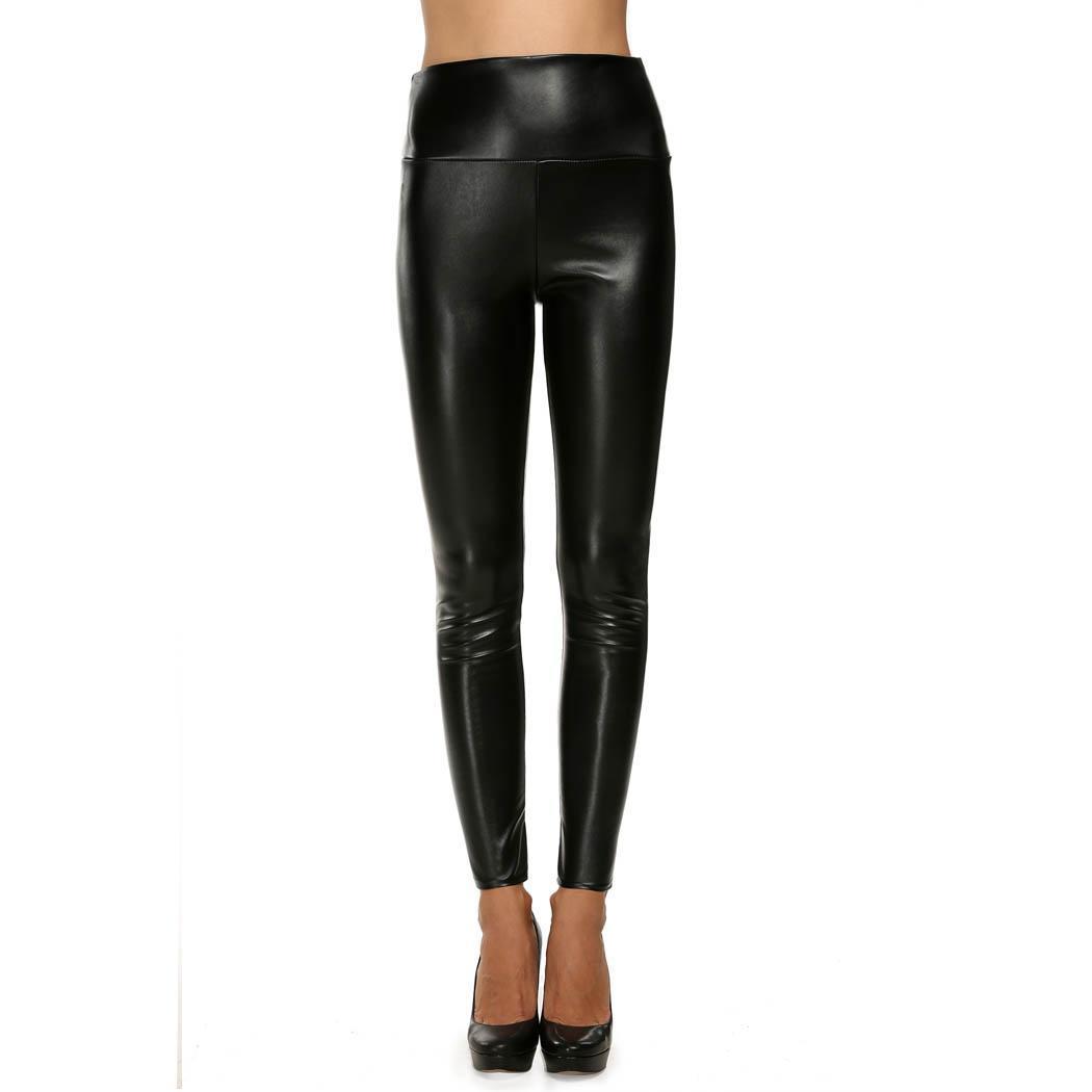 avidlove femmes leggings collant collants mode simili cuir taille haute legging pantalon skinny. Black Bedroom Furniture Sets. Home Design Ideas