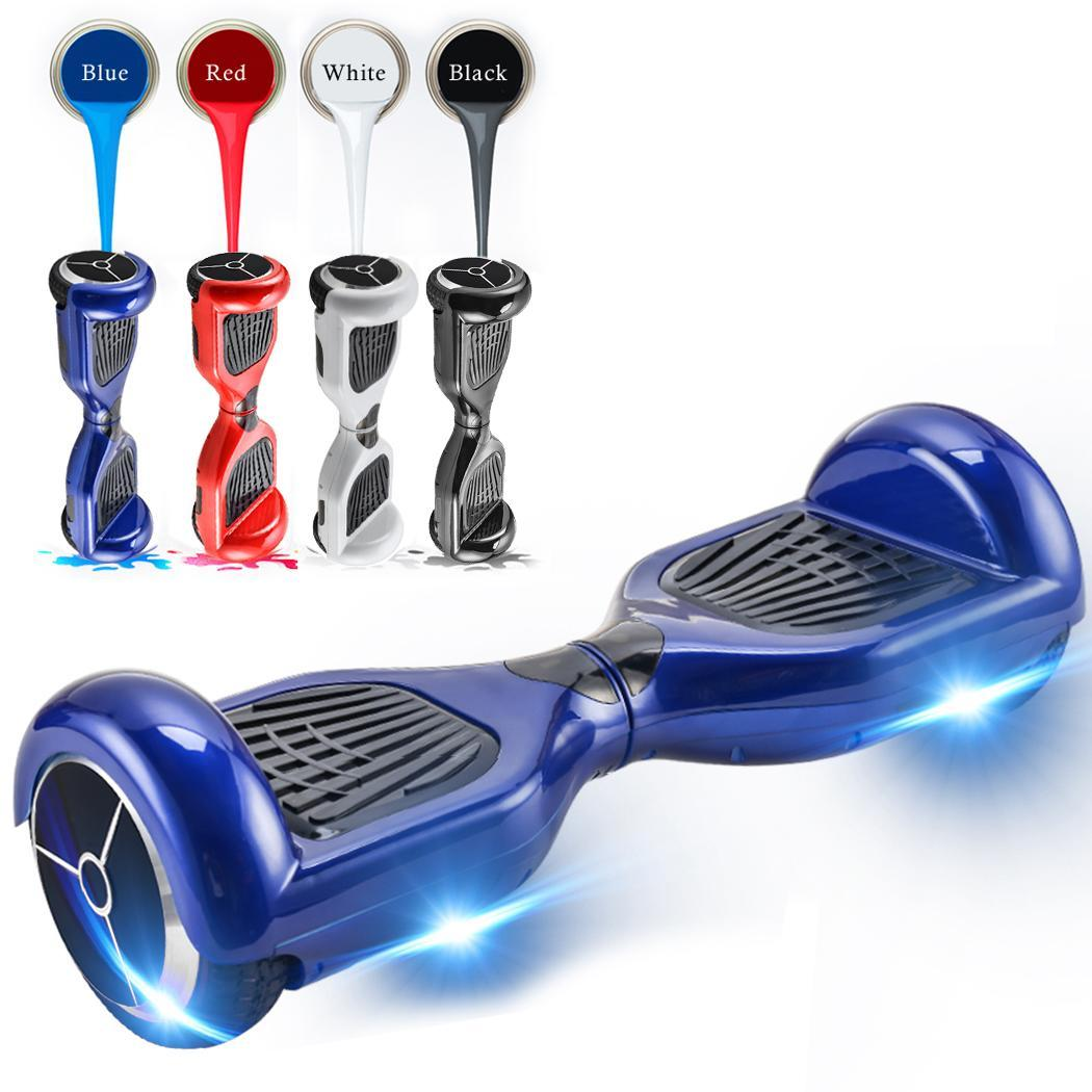 Balance Board With Wheels: Scooter Self Balancing Electric Unicycle 2 Smart Balance