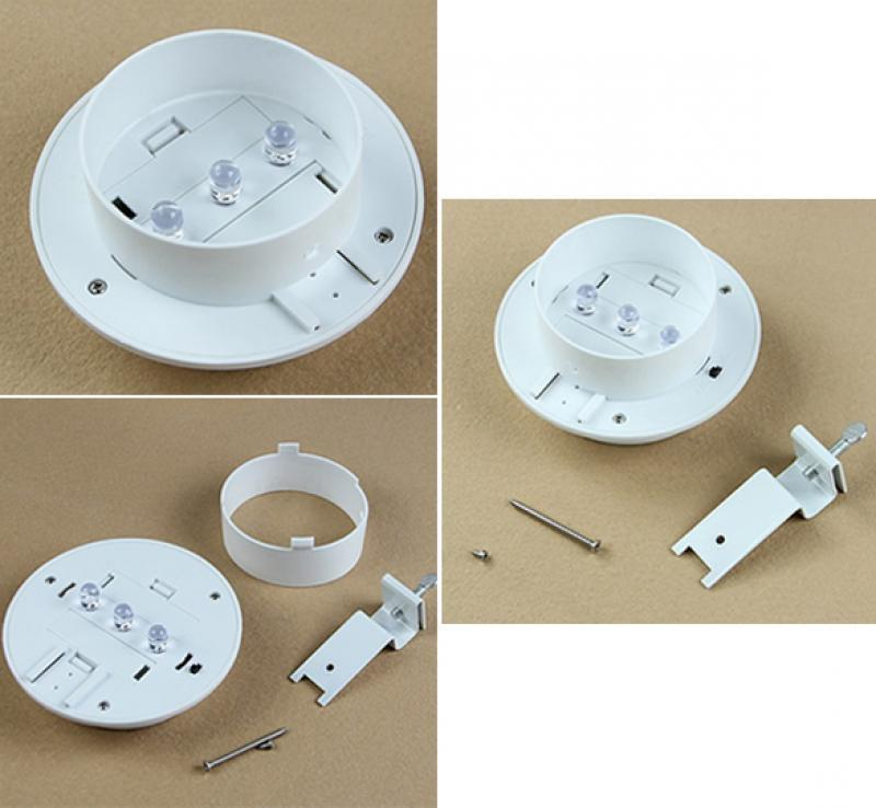 3 16 9 18 27 30 led nergie solaire d coration murale for Lampe solaire murale exterieure