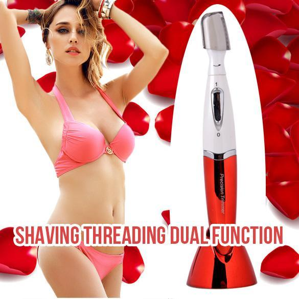 Advise you Esca wet to dry bikini shaper trimmert with you