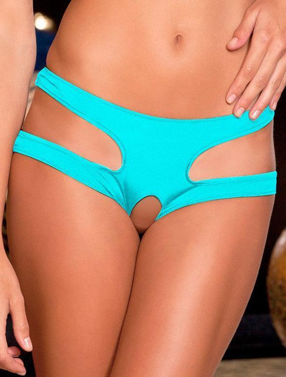 crotchless underwear Mens bikini