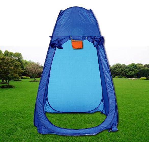 Portable Outdoor Pop Up Tent Camping Shower Privacy Toilet ...