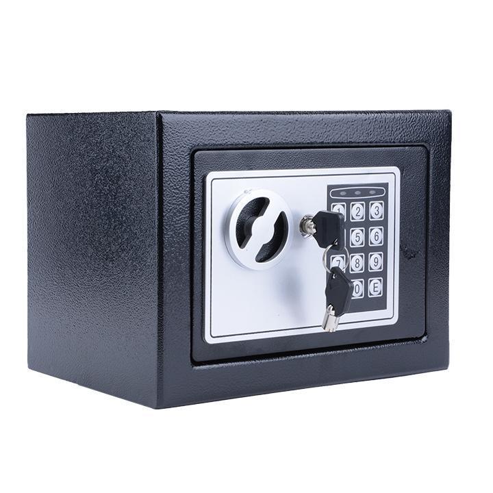 multiple digital electronic keypad lock safe security box cash jewelry gun my8l ebay. Black Bedroom Furniture Sets. Home Design Ideas