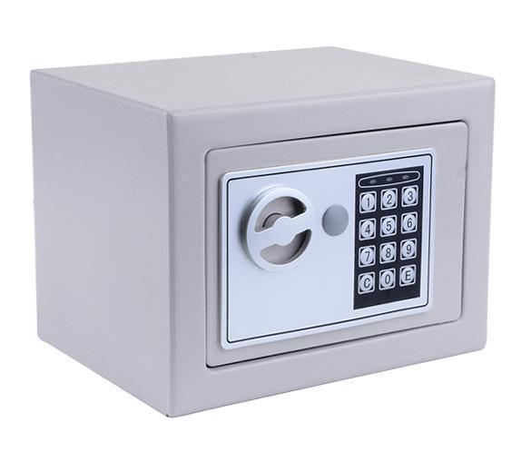multiple digital electronic keypad lock safe security box cash jewelry gun sl. Black Bedroom Furniture Sets. Home Design Ideas