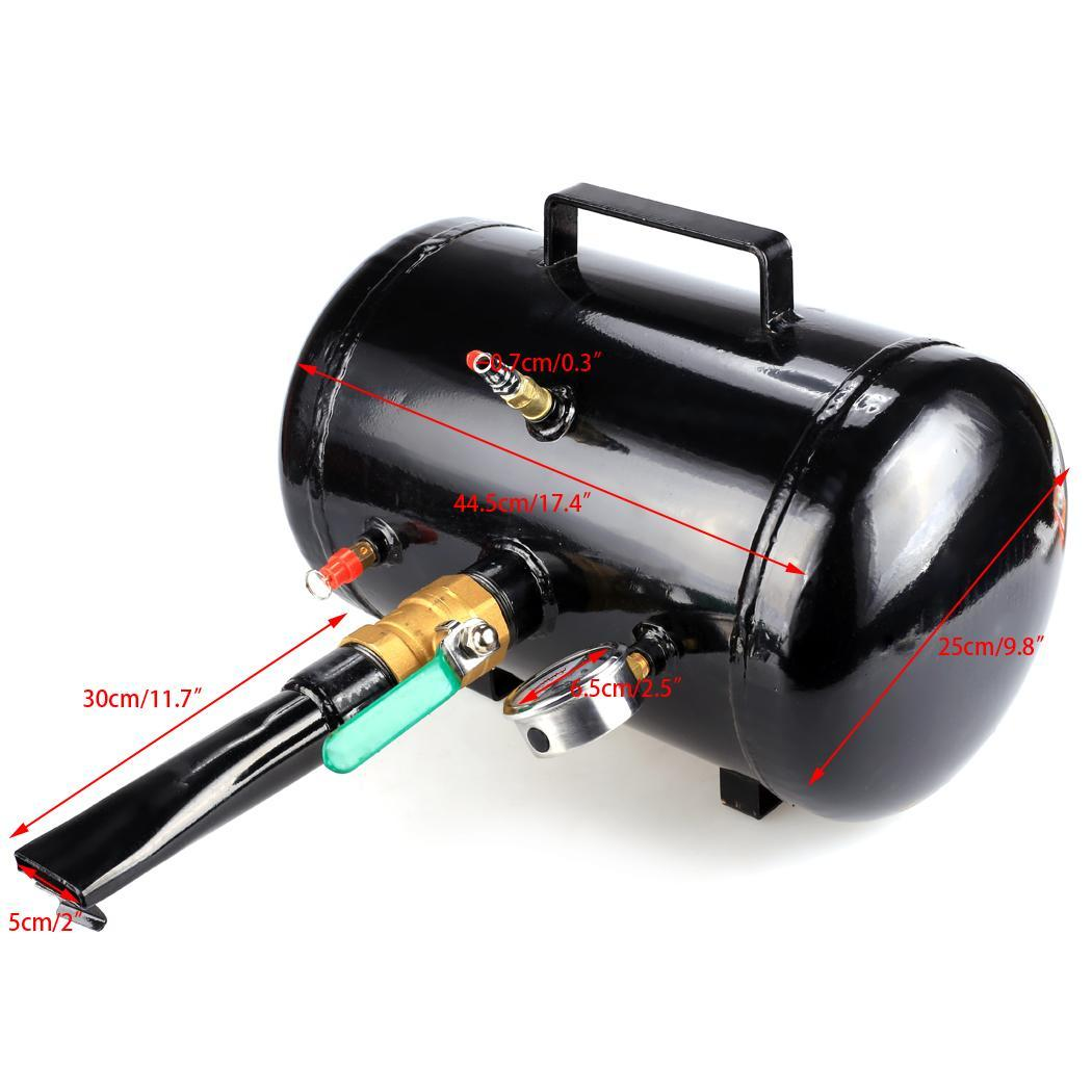 new 5 gallon air tire bead seater blaster tool seating