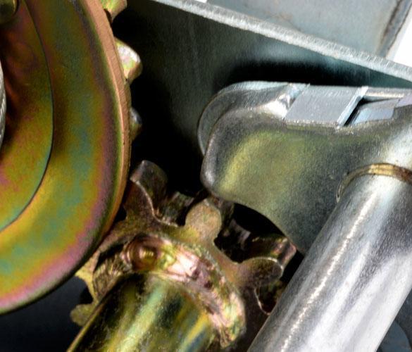 Hand Winch Hand Crank Cable 600lb Steel Winch Atv Trailer