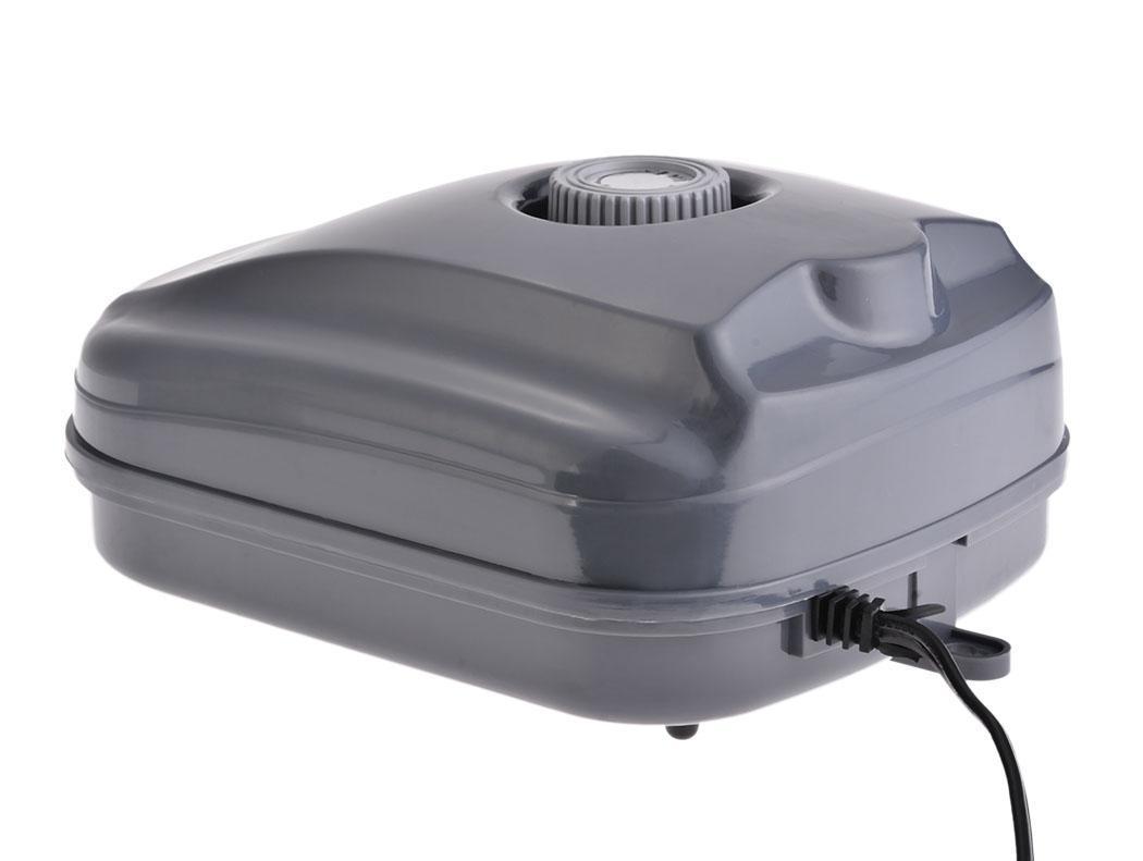 4 Outlet Aquarium Air Oxygen Pump For Fish Tank Super