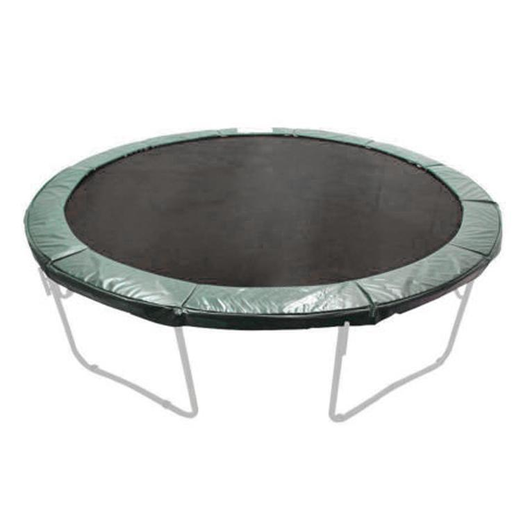"Round Trampoline Frame Parts: Weatherproof 160"" Jumping Mat For 15' Trampoline"