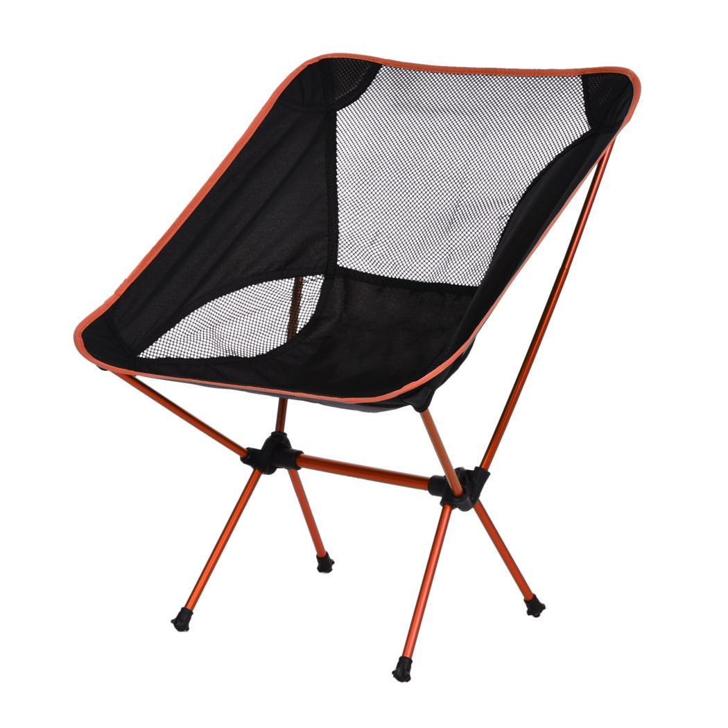 Folding Seat Stool Portable Outdoor Fishing Camping Garden