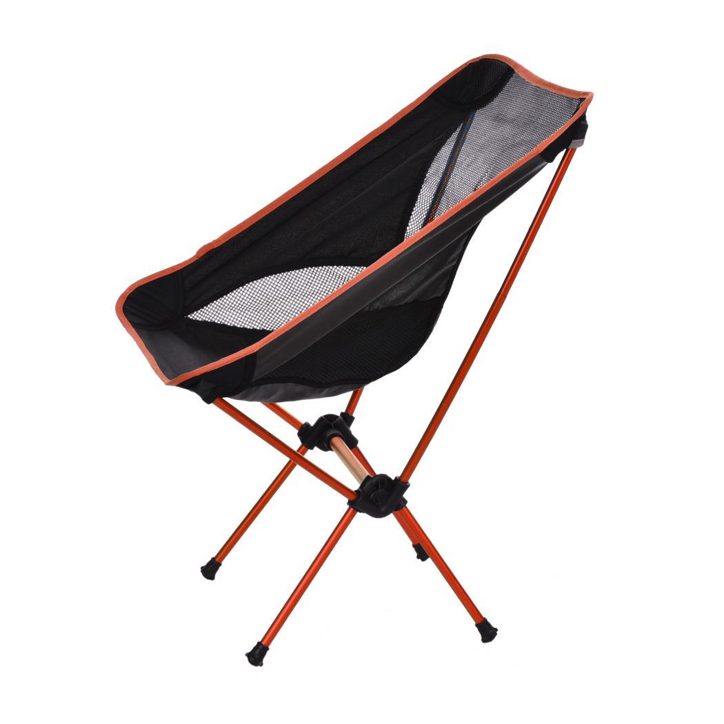 Folding Seat Stool Portable Outdoor Fishing Camping Garden