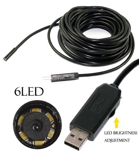 endoskop endoskop inspektion kamera von video lupe. Black Bedroom Furniture Sets. Home Design Ideas
