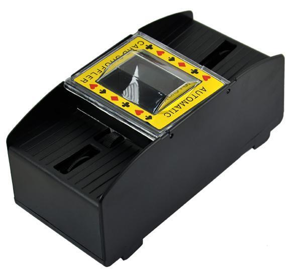 card shuffling machine