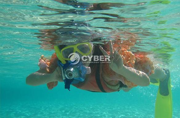 Diving equipment dive mask dry snorkel set scuba snorkeling scuba gear kit dz88 ebay - Dacor dive computer ...