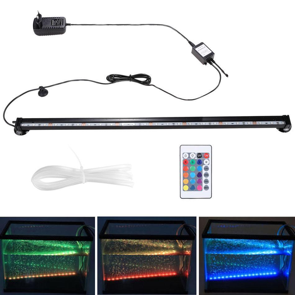 16 led farben rgb energieeinsparung aquarium licht. Black Bedroom Furniture Sets. Home Design Ideas