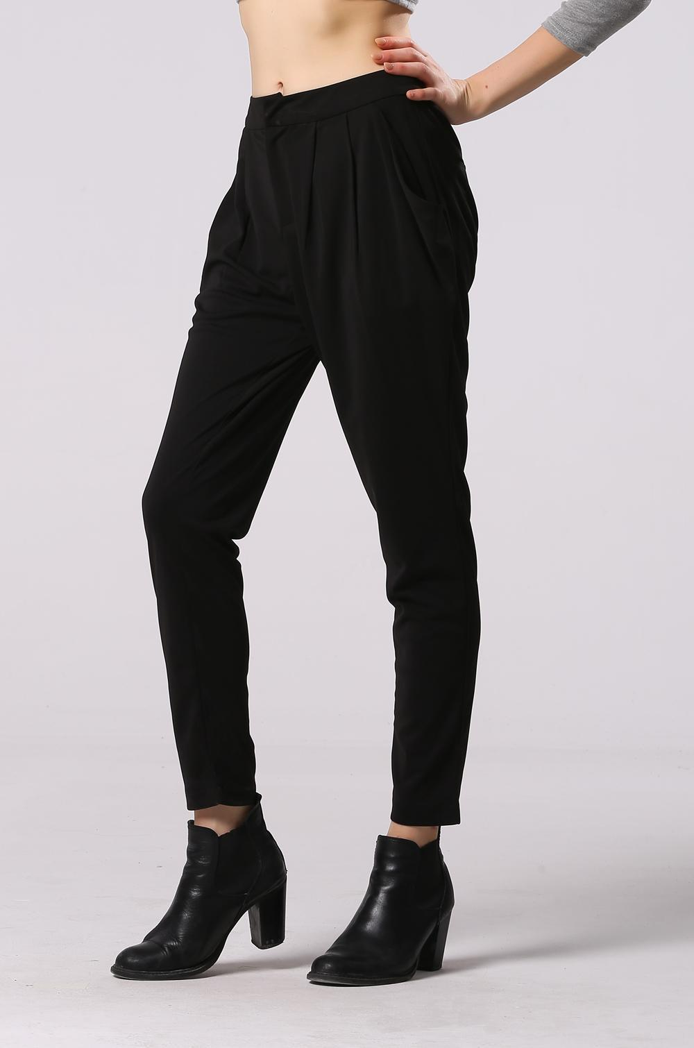 New  Details Of Striped Casual Women39s Harem Pants Plus Size Available