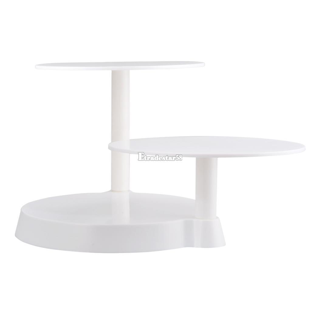 tortenst nder etagere hochzeit party 3 etagen hochzeitstorte tortenetagere neu ebay. Black Bedroom Furniture Sets. Home Design Ideas