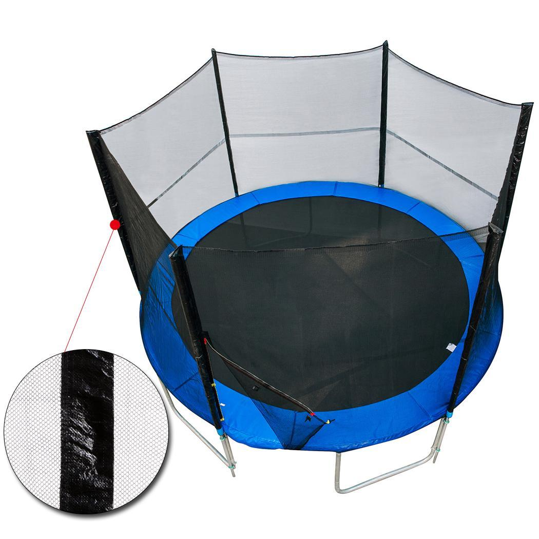Trampoline Safety Net Replacement: 12-ft. Round Trampoline Replacement Enclosure Safety Net
