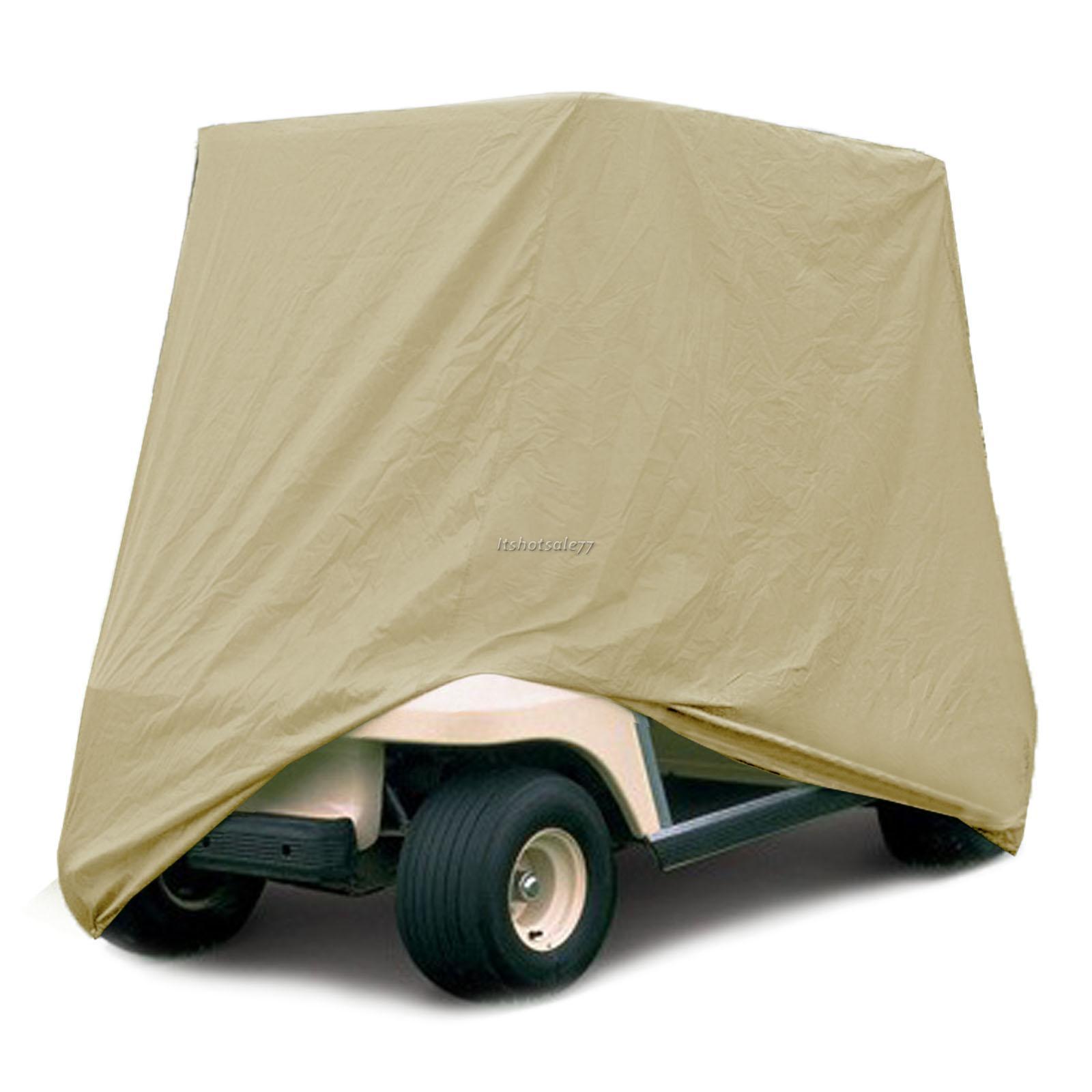 4 Passenger Golf Cart Cover For Yamaha Club Car Ezgo Buggy