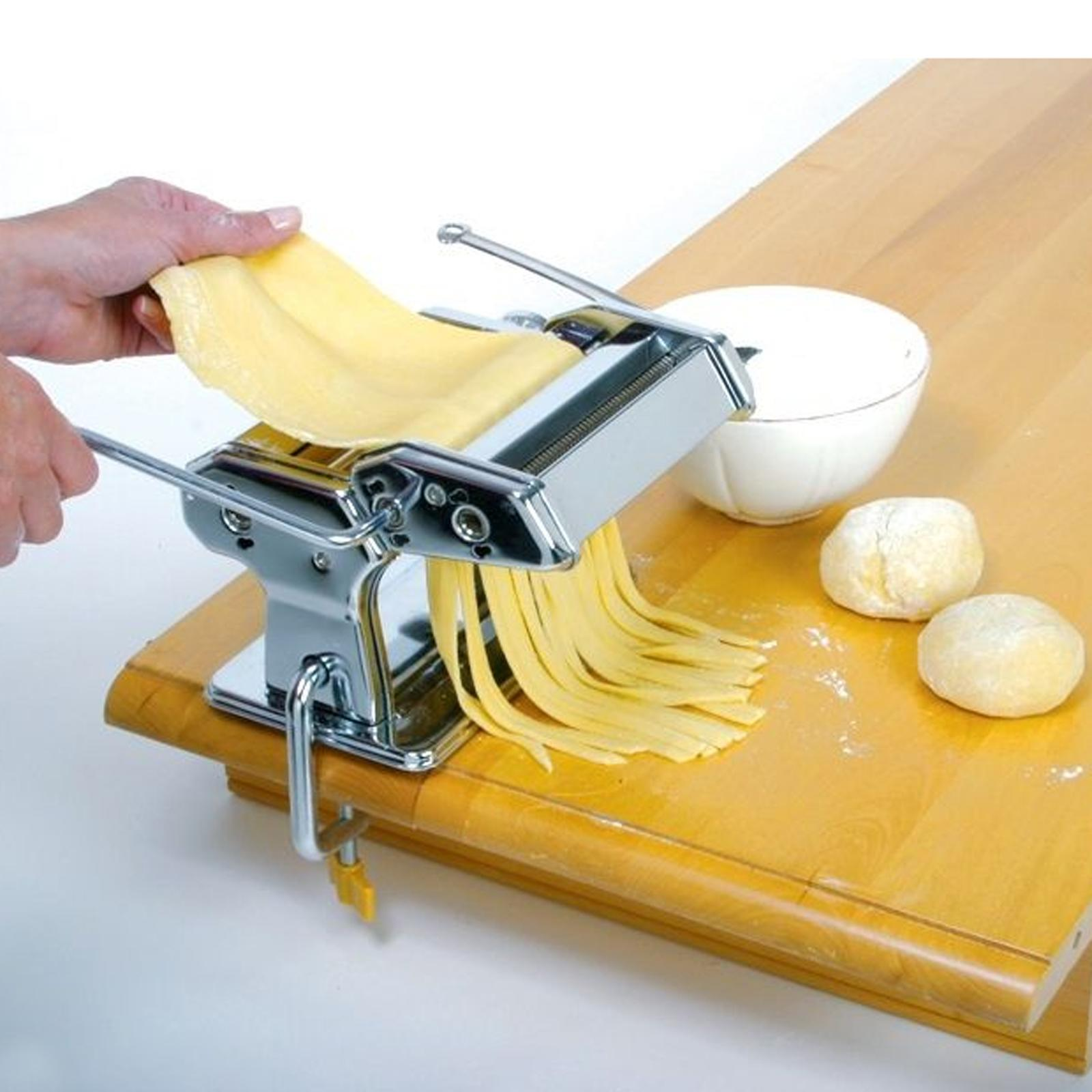 how to make lasagna noodles without a pasta machine