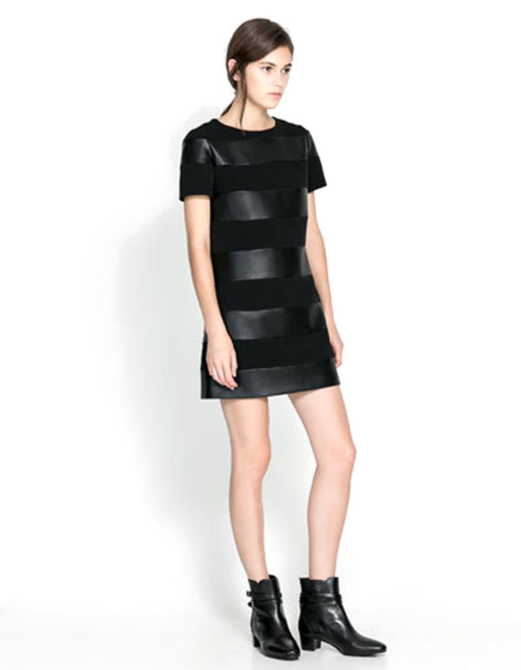 Кожаное Платье С Доставкой