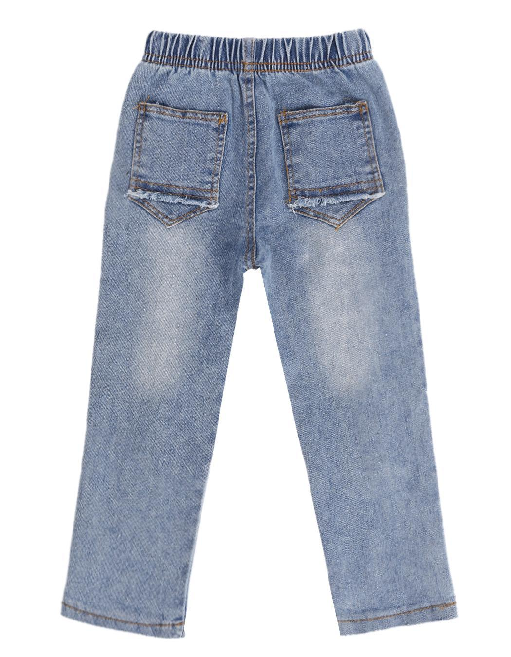 Cyber Kids Children Boys Elastic Waist Jeans Denim Pants ... - photo#23