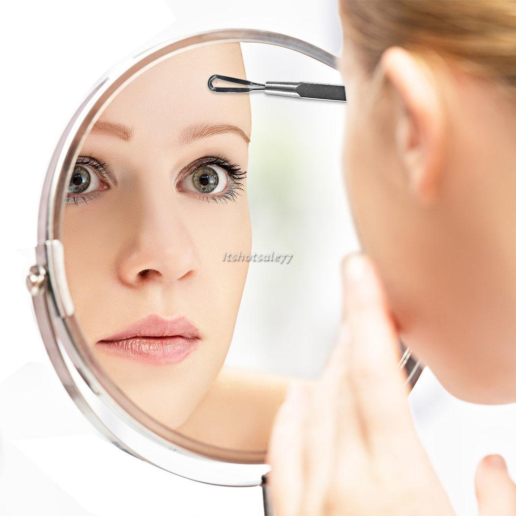 Come liberarsi da un tempo su una faccia e su un naso