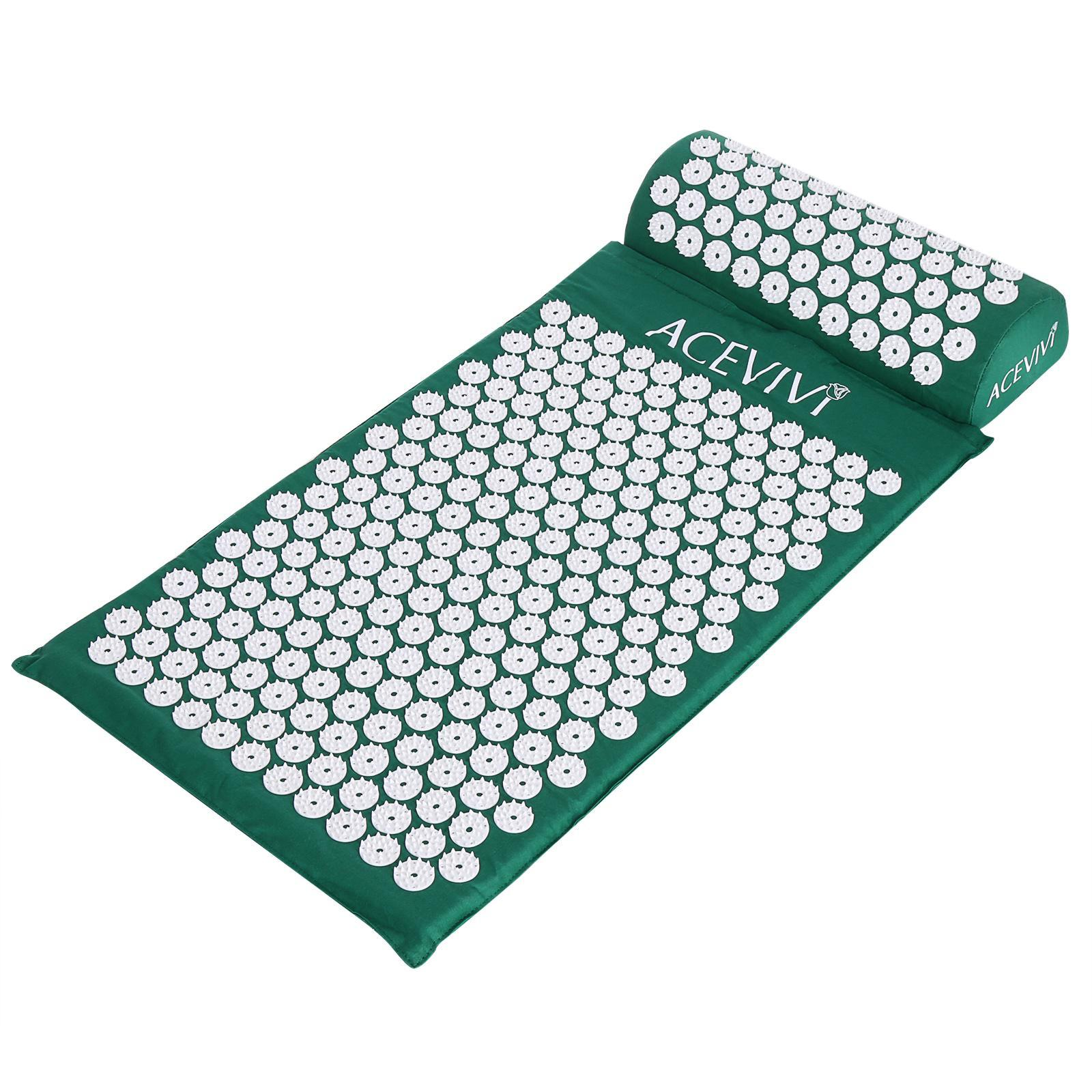 Cyber Acevivi Acupressure Mat Relieve Stress Pain