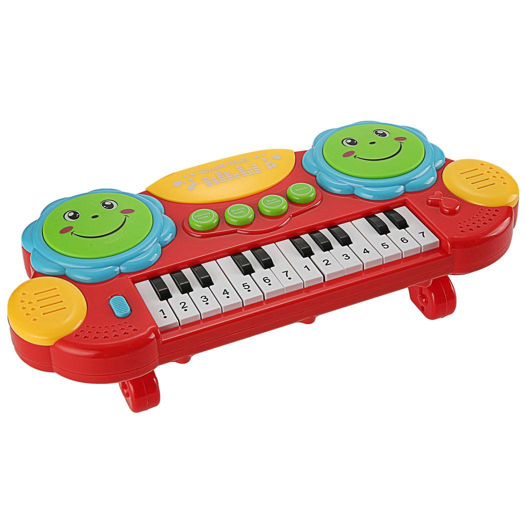 Musical Learning Toys : Baby kids educational development music toy electronic