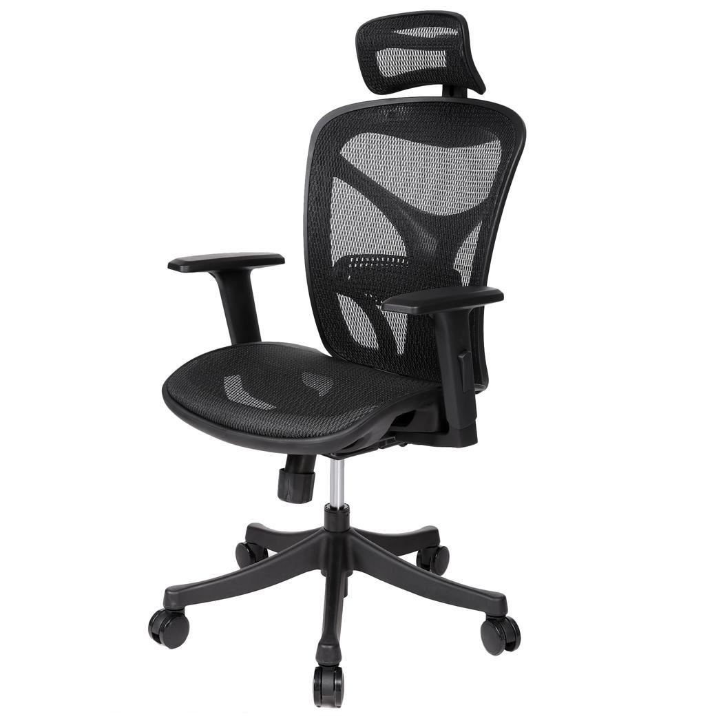 mesh executive office computer desk ergonomic chair lift swivel chair