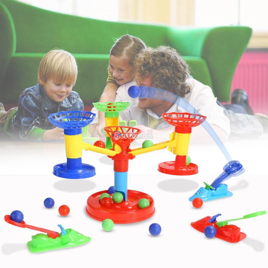 Ball Game Toy : Educational baby kids shooting ball game diy intelligence