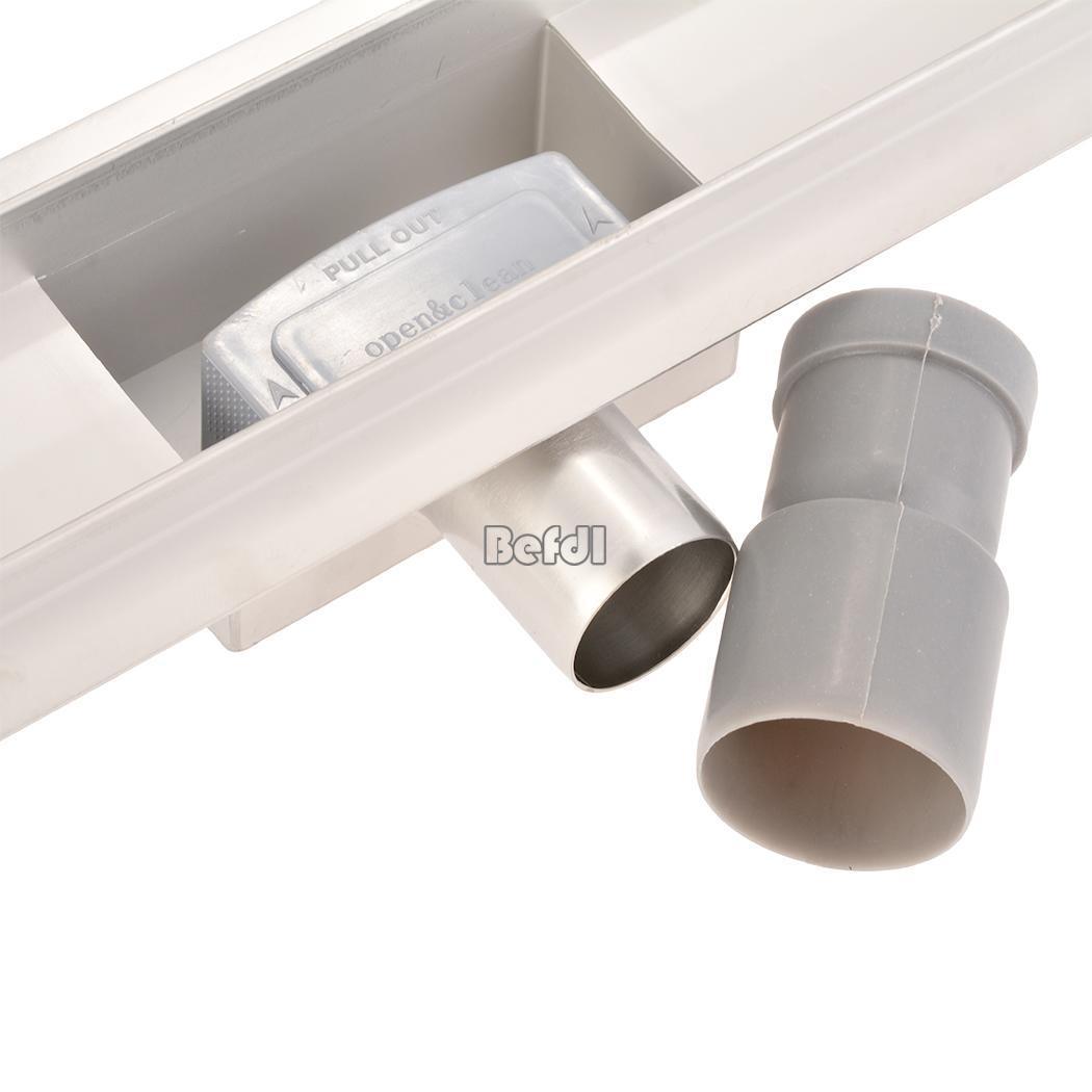Bathroom Floor Drains Stainless Steel : Cm stainless steel bathroom floor drain waste grate