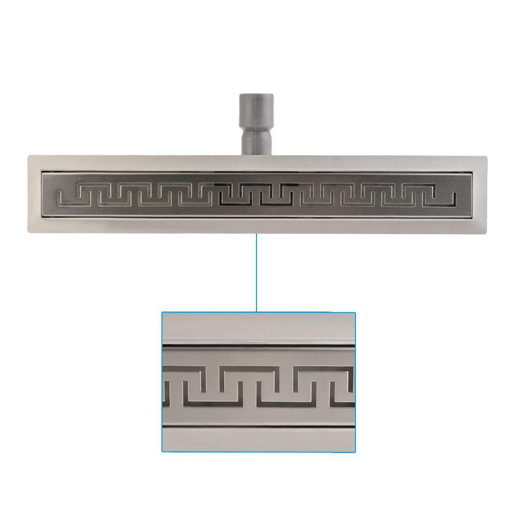 Ablaufrinne Dusche Befliesbar : Duschrinne Bodenablauf Ablaufrinne Dusche befliesbar 900mm NEU eBay