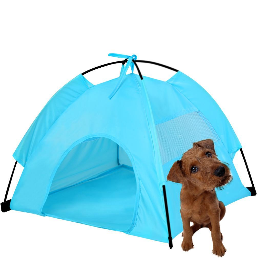Aliexpress Com Buy Dog Portable Outdoor Travel Water: One-Touch Portable Folding Medium Dog House Tent For