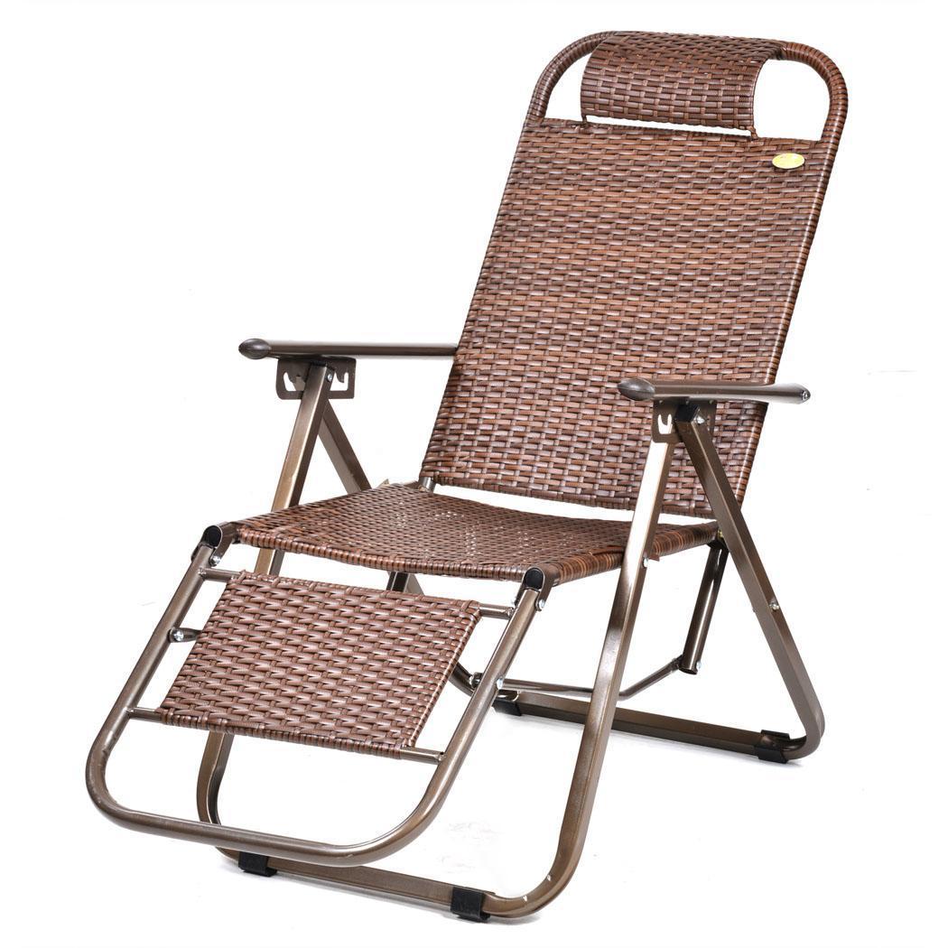 campingstuhl rattan faltbar liegestuhl hochlehner klappbar. Black Bedroom Furniture Sets. Home Design Ideas