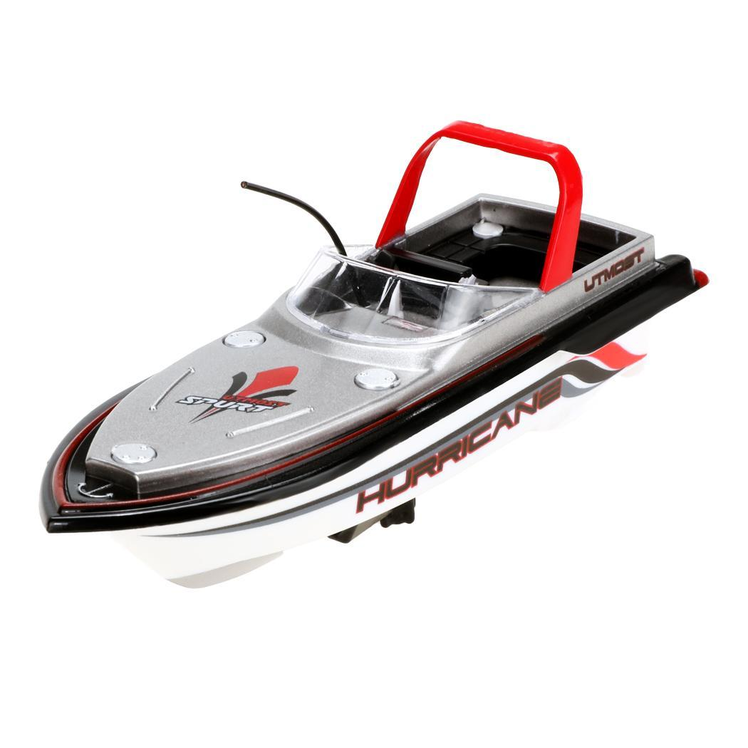 Cyber Kids Toy Radio Electric Remote Control Boat Super