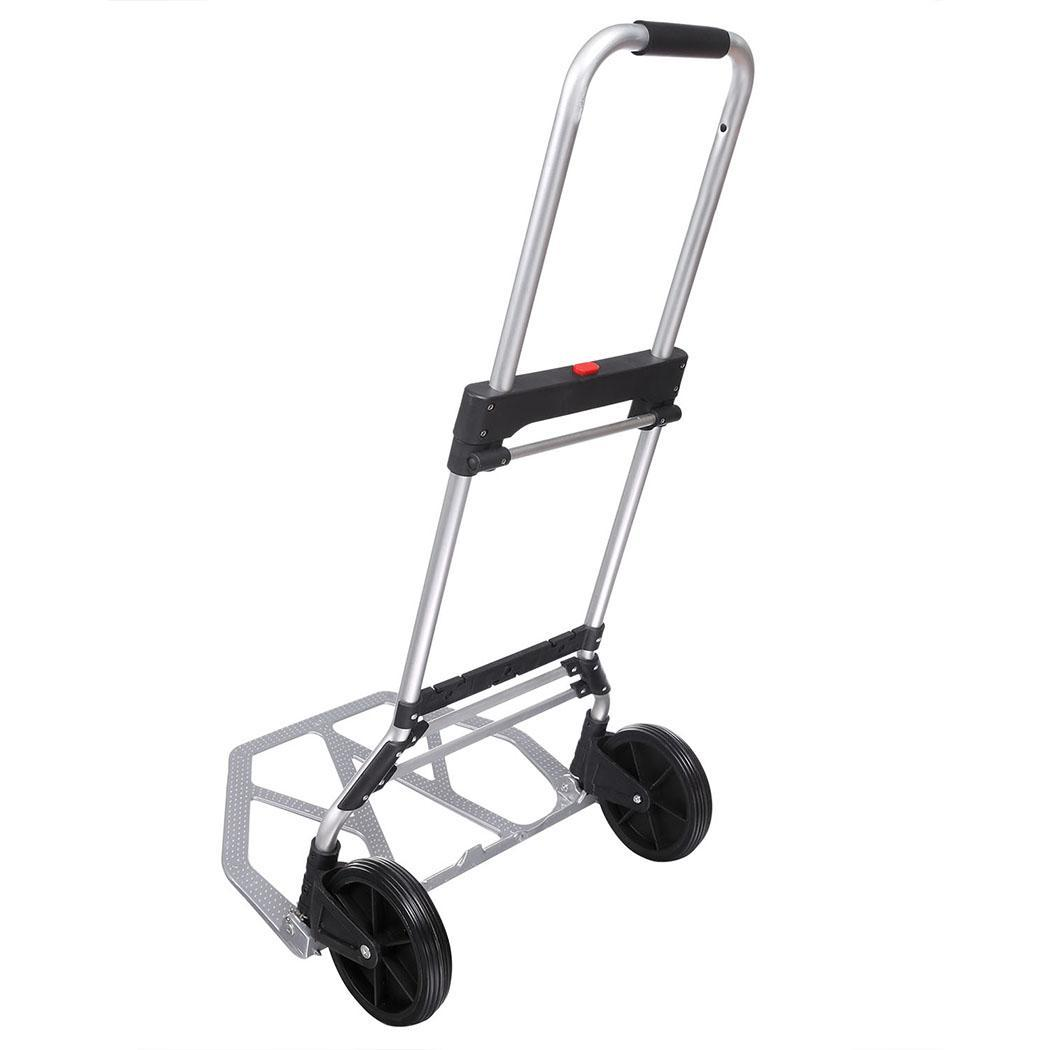 Portable Folding Hand Truck Dolly Utility Luggage Cart 240