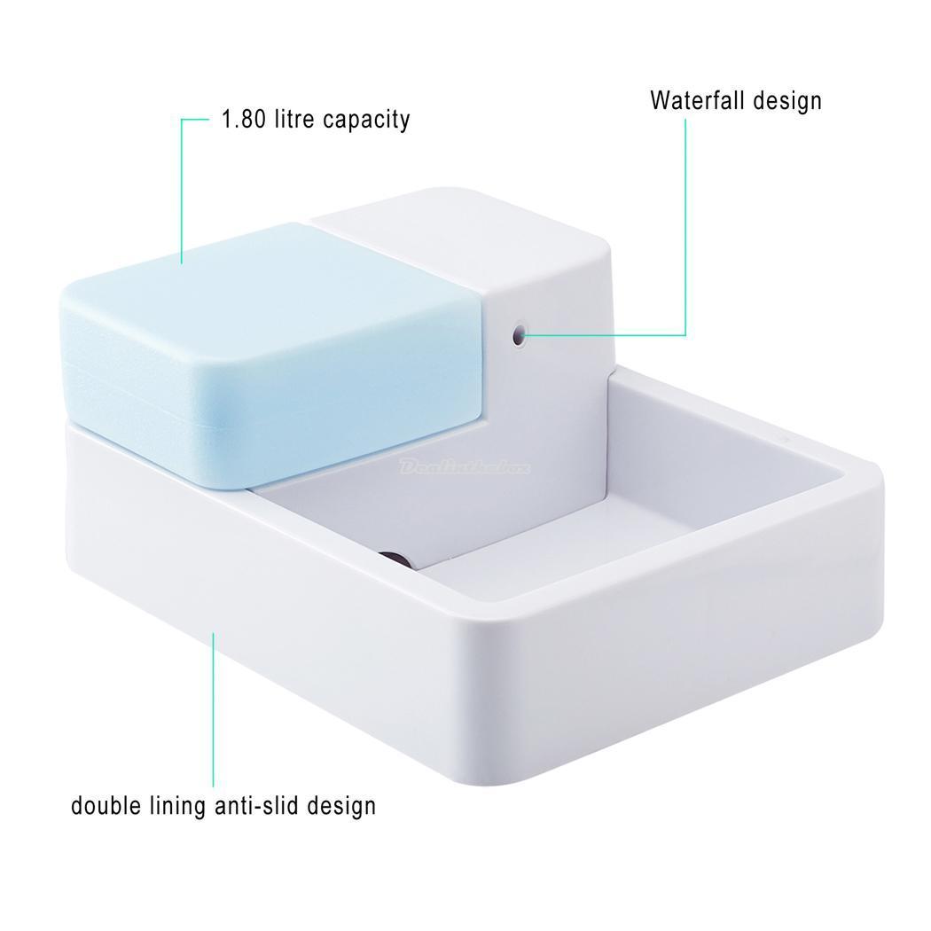 Homdox automatische elektrische haustier wasserbrunnen for Drinkwell fountain replacement motor